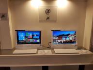 Mise en place de PC Web Corner pour un Hotel BestWestern