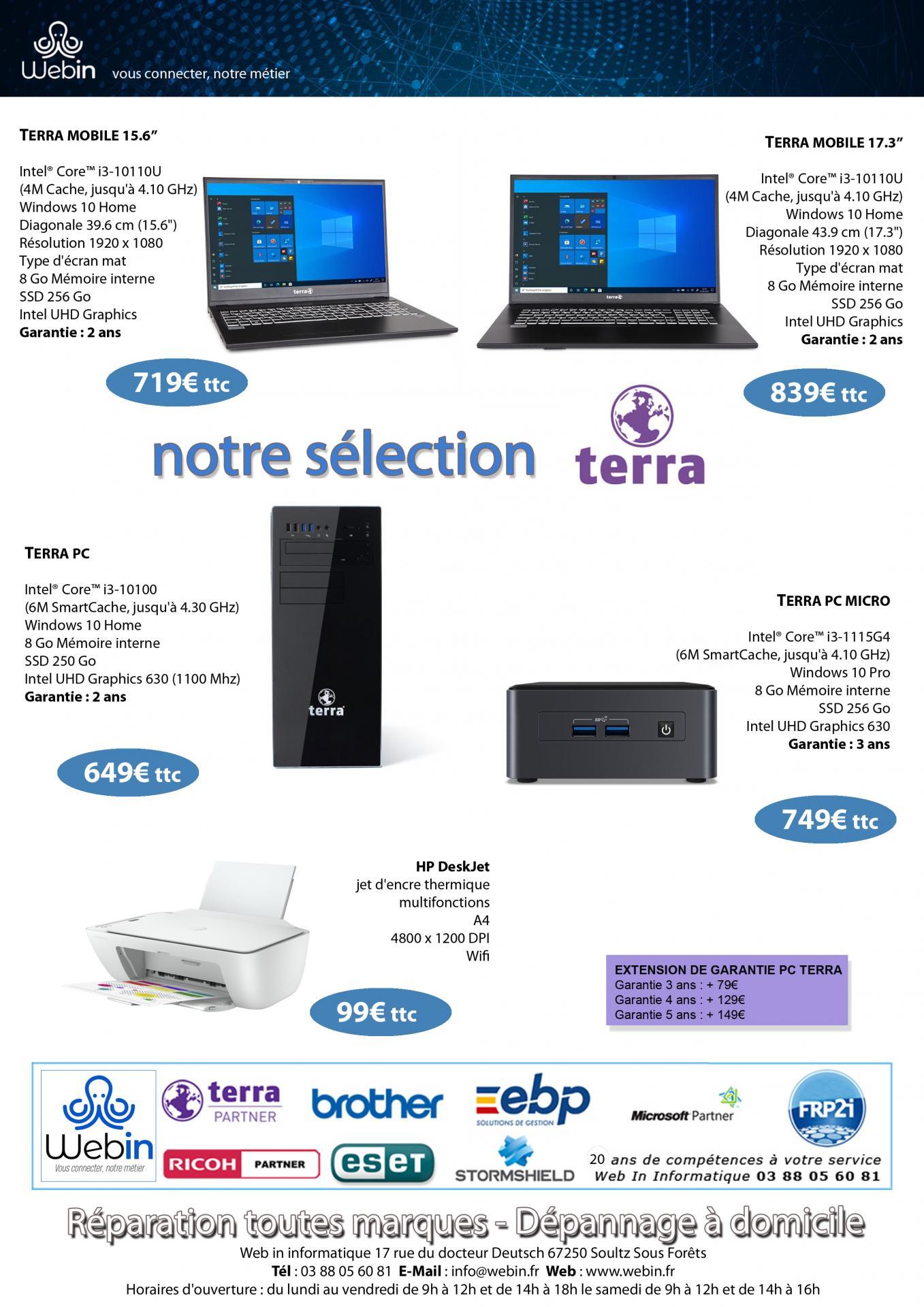 Offres webin selec 092021
